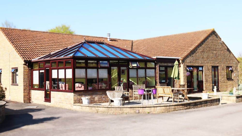 Care Home in Somerset Careford Lodge